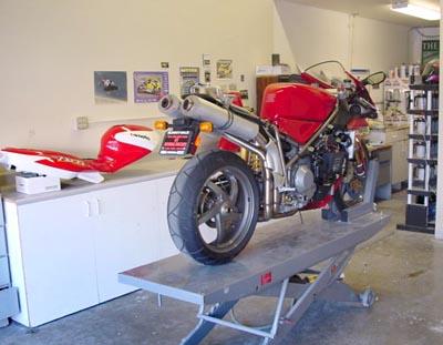 Cyclefinish Motorcycle Insurance Repairs